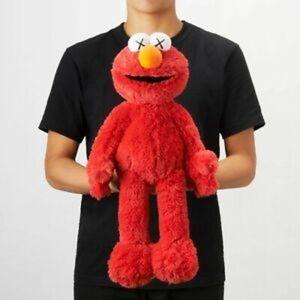 Kaws + Uniqlo Sesame Street Elmo